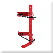 Vehicle Bracket Red 9KG (WVBR90) SMALL